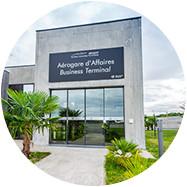 Centre d'affaires dédié