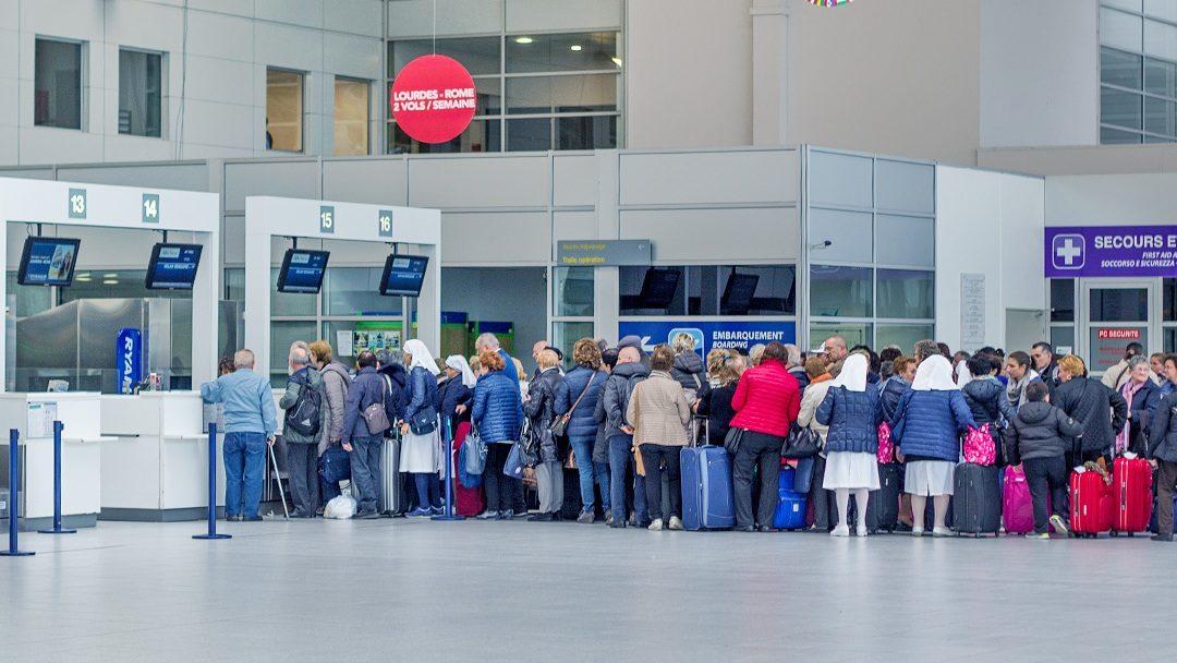 Air passenger traffic soar in 2018